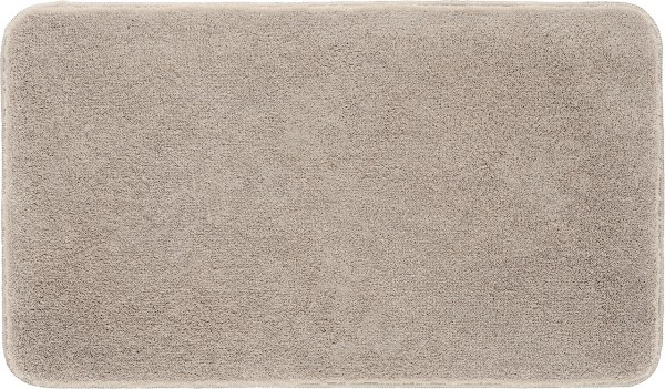 CASEA Badteppich Selection taupe 70x120cm