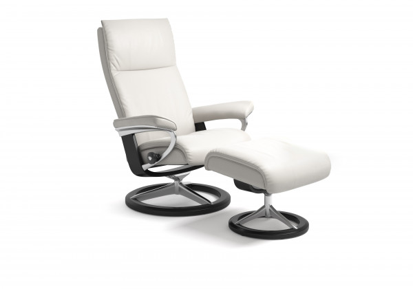 Stressless Aura S Sessel & Hocker