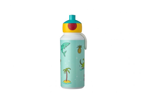 Mepal Campus Trinkflasche 400ml, Doodle