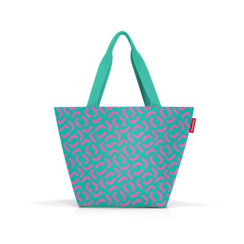 Reisenthel Shopper M signature spectra green