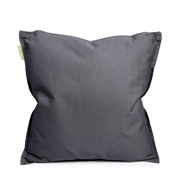 Cushion Outdoor Kissen anthrazit