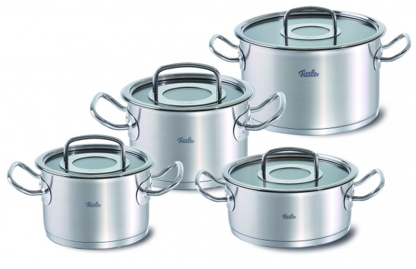 Fissler Original-profi collection Set 4-teilig